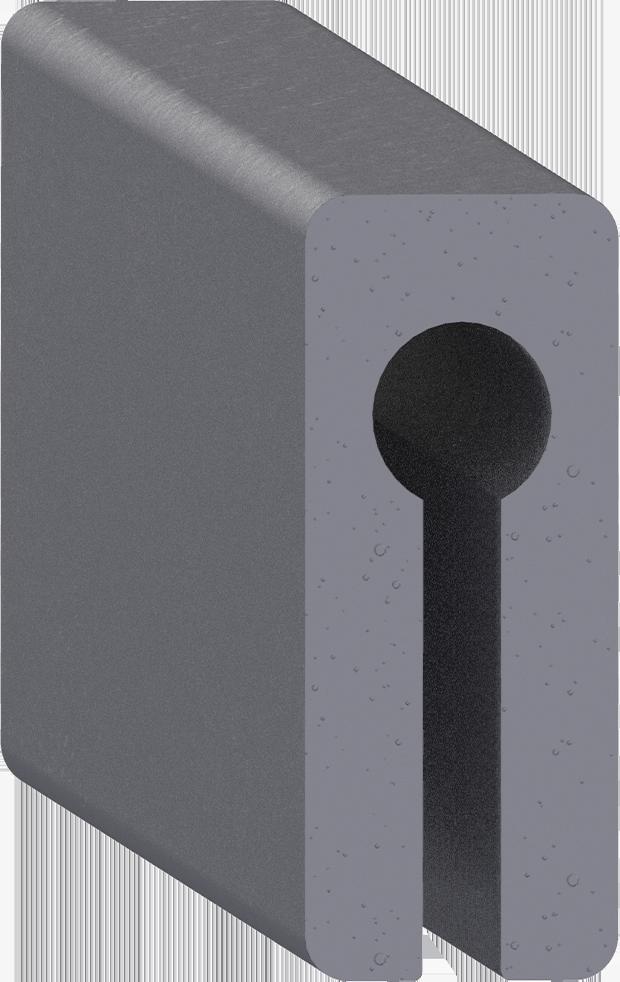 Uni-Grip part: Conair Gray