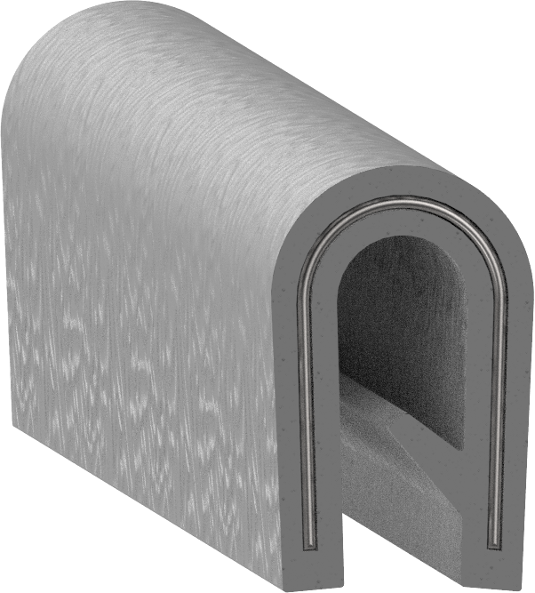 Uni-Grip part: SD-1205-WT .150 Opening