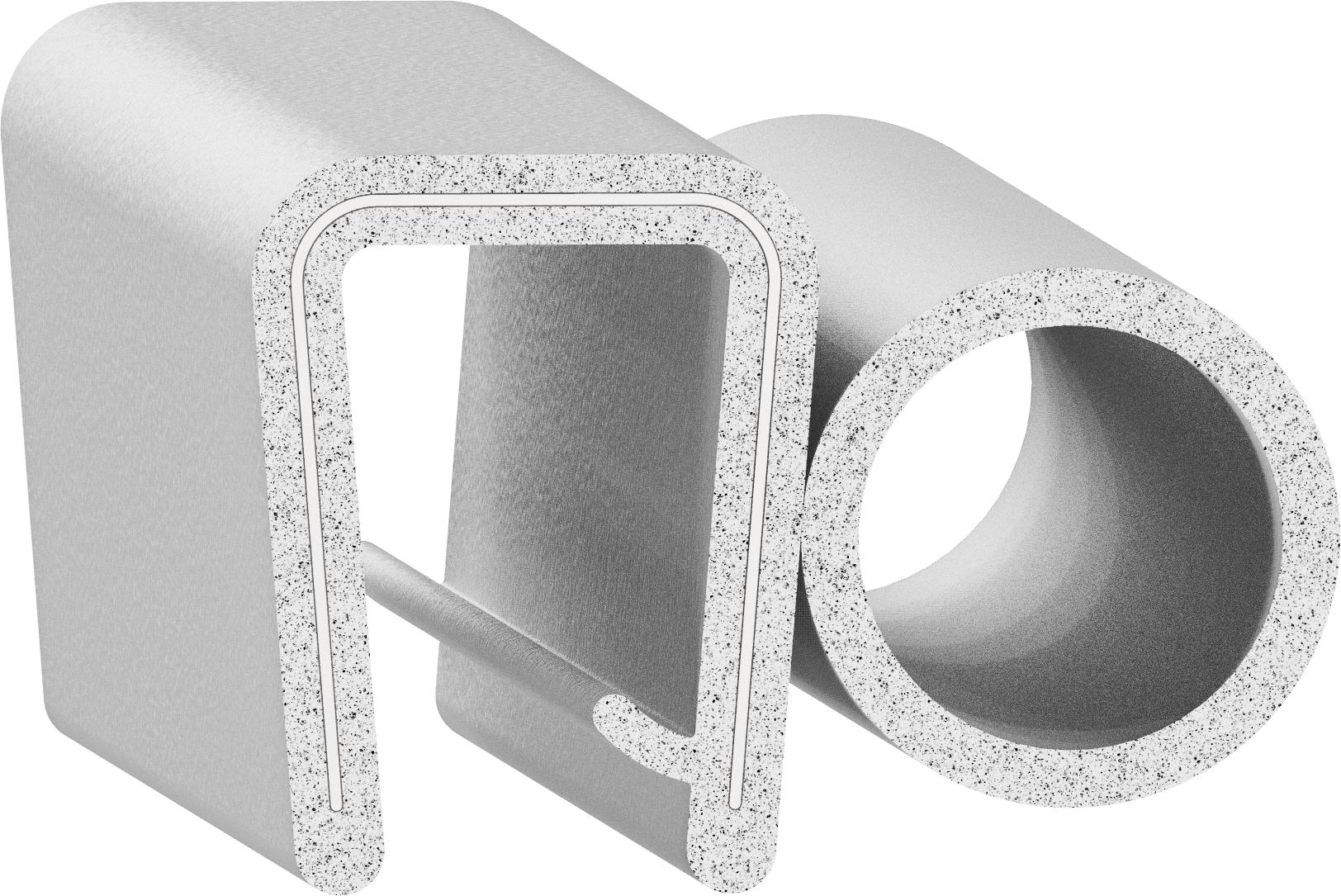 Uni-Grip part: SD-1875 w/ 3/4in Bulb White