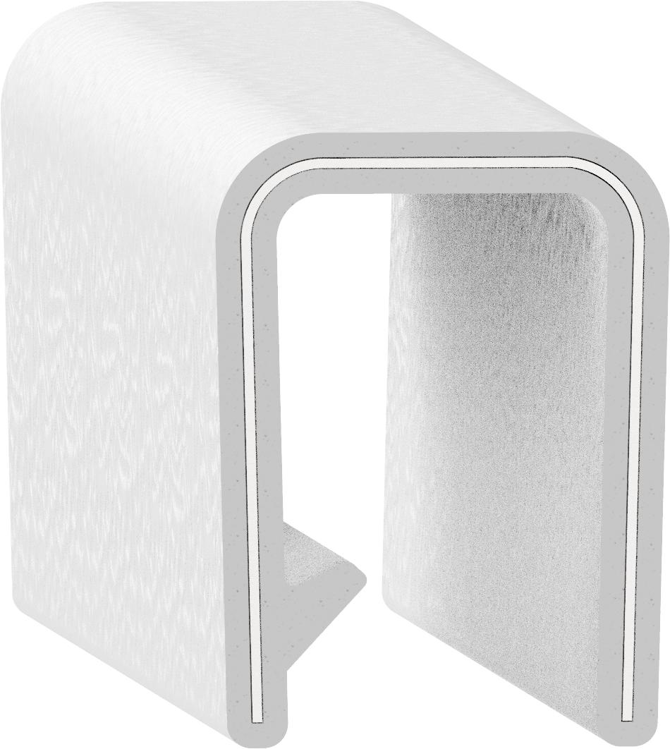 Uni-Grip part: SD-1875-W